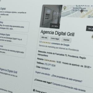 Google My Business: SEO Local