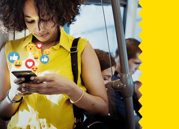 ¿Cuales son las ventajas de las campañas en redes sociales?